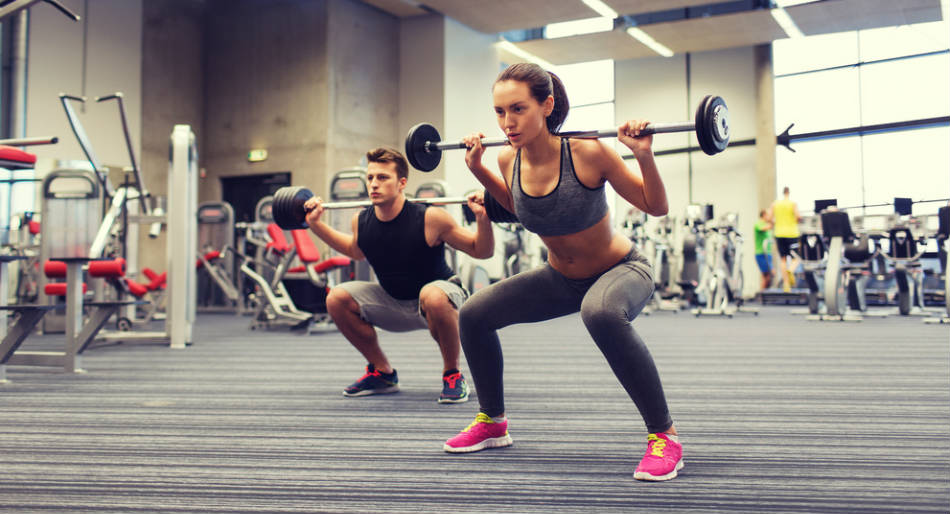 Squats are one of the most common leg workouts among practitioners