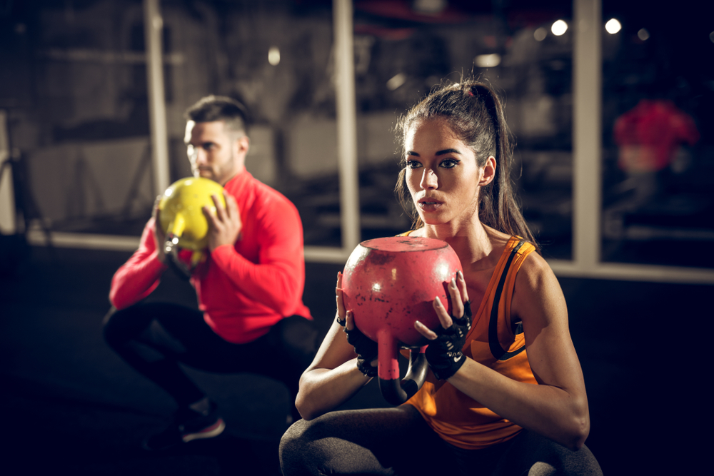 Types of training for ectomorphic body class