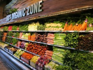 Where to eat healthy food in Orlando: Whole Foods supermarket